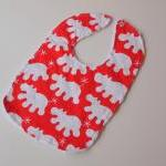 baby bib set of two minky b..